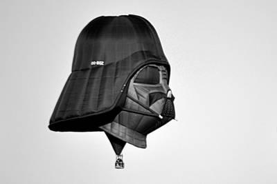 Photograph - The Dark Side by AJ  Schibig