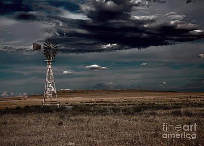 The Dark Wind Print by Jon Burch Photography