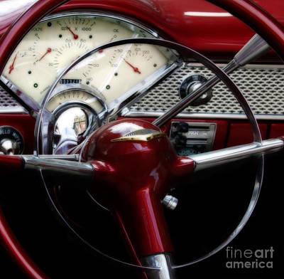 Transportation Photograph - The Dashing Beauty Of Navigation  by Steven  Digman