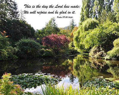 Digital Art - The Day The Lord Has Made by Kirt Tisdale