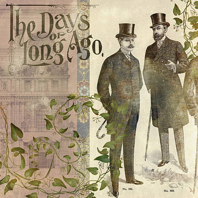Photograph - The Days Of Long Ago by Aimee Stewart