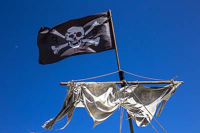Terrorist Photograph - The Death Flag by Garry Gay