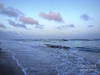 Beach Photograph - The Deep Blue Sea by Shelia Kempf