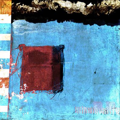 The Deep End Art Print by Carol Leigh
