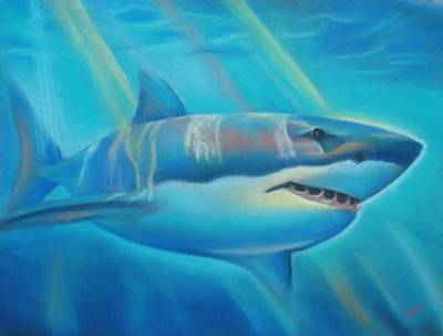 Pastel - The Deep by Joanna Gates