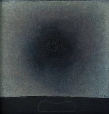 Inner World Painting - The Deep by Oni Kerrtu