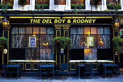 Photograph - The Del Boy And Rodney Pub by David Pyatt