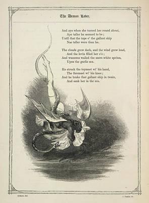 The Demon Lover Art Print