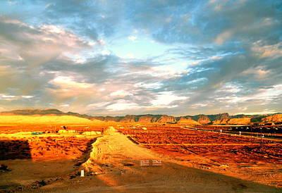 The Desert #2 Original