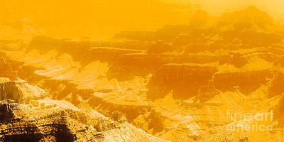 Digital Art - The Desert Labyrinth Of Kondar by Tim Richards