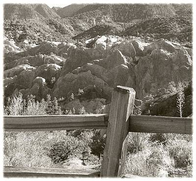 Photograph - The Devils Punchbowl - California by Glenn McCarthy Art and Photography