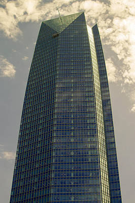Photograph - The Devon Tower by Nathan Hillis