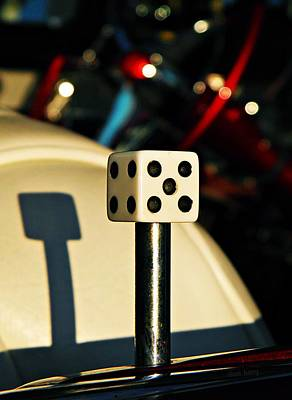 Photograph - The Dice by Chris Berry