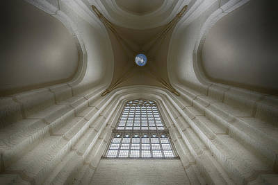 Church Architecture Photograph - The Discovery Of Heaven by Michiel Hageman
