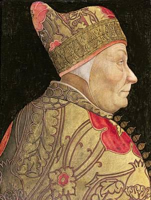 The Doge Francesco Foscari Art Print