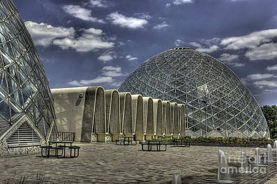 Photograph - The Domes by David Bearden