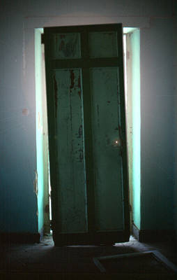 Photograph - The Door by Ben Kotyuk