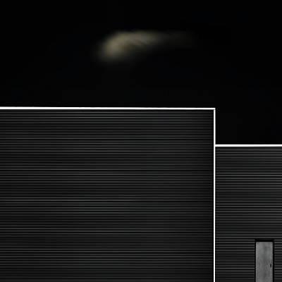Silver Wall Art - Photograph - The Door by Gilbert Claes