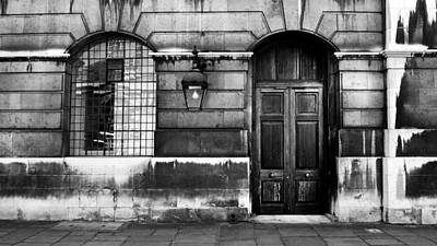 Greenwich Photograph - The Door by Mark Rogan