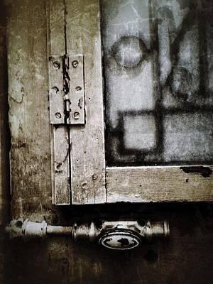 The Door Of Belcourt Art Print by Natasha Marco