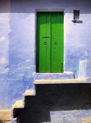 The Doors Of Wisdom Art Print
