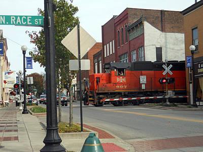 The Down Town Train Original