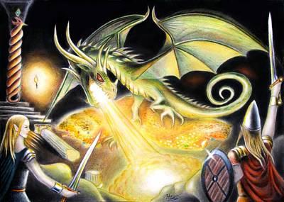The Dragon's Hoard Original