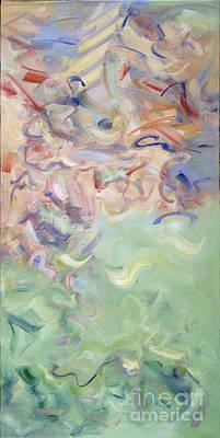 The Dream Stelae - Thutmose I Art Print