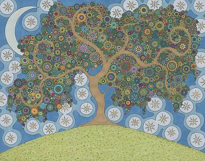 The Dreaming Tree Art Print