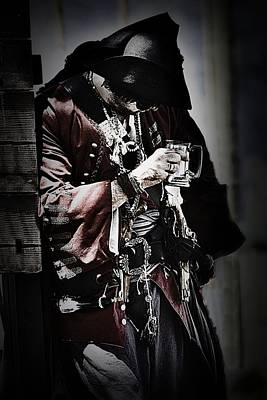 Photograph - The Drunken Privateer by Nadalyn Larsen