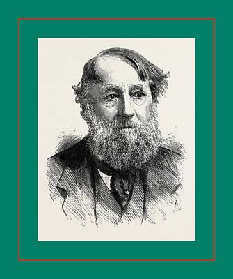Rutland Drawing - The Duke Of Rutland by English School