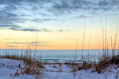 Sand Fences Photograph - The Dunes Of Pc Beach by JC Findley