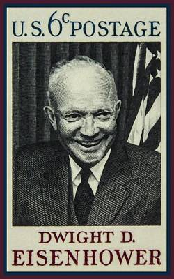 Dwight D. Eisenhower Painting - The Dwight D. Eisenhower Stamp by Lanjee Chee