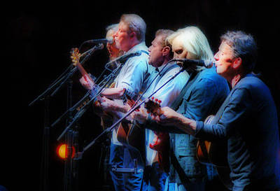 Musician Photos - The Eagles Inline by Alice Gipson