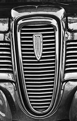 The Edsel Grill Art Print by Paul Mashburn