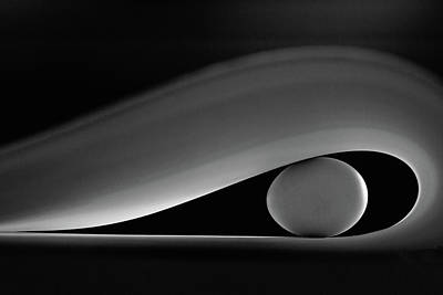 Eggs Photograph - The Egg by Olavo Azevedo