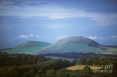 Photograph - The Minto Hills Near Hawick by Phil Banks