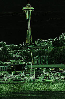 Photograph - The Emerald City by Tikvah's Hope