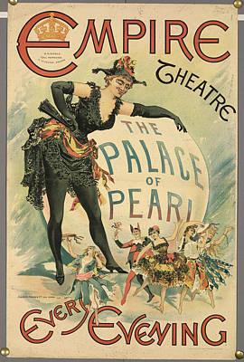 The Empire Theatre Art Print