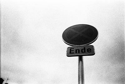 Photograph - The End by Anton Ishmurzin