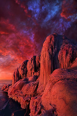 The End Of Days Art Print by Phil Koch