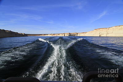Fathers Day 1 - The end of Lake Powell Tour by Bob Gagnon