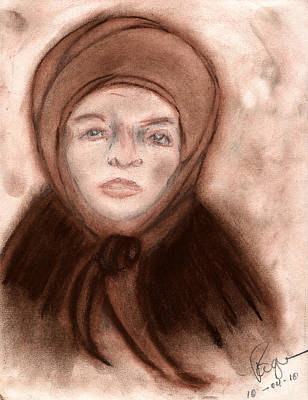 The Endurance Of Marta Art Print