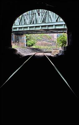 Photograph - The Engineers View by JC Findley