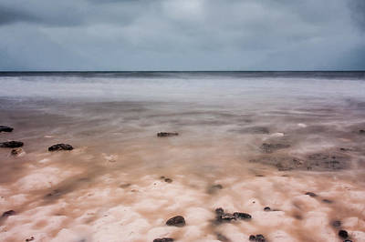 Photograph - The English Channel by Semmick Photo
