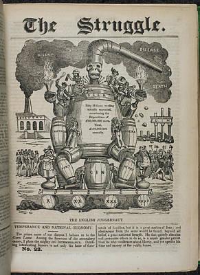 The English Juggernaut Print by British Library