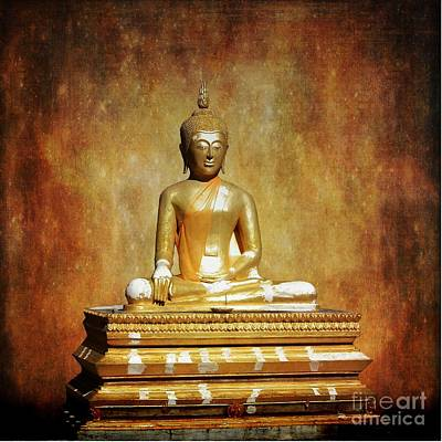 The Enlightened One Art Print by Scott Cameron