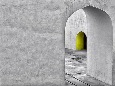 Troubled Life Photograph - The Escape by Prakash Ghai