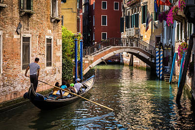 Photograph - The Essence Of Venice by Mihai Andritoiu