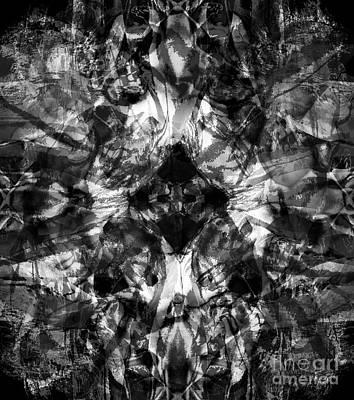 Digital Art - The Eternal Path by Asegia